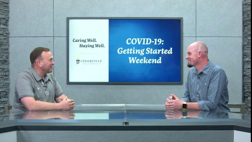 View thumbnail for Caring Well. Staying Well. | Getting Started Weekend