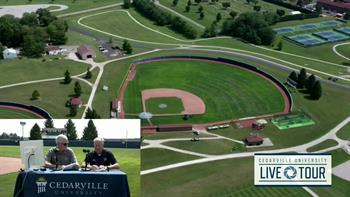 View thumbnail for Outdoor Athletic Facilities Aerial Tour