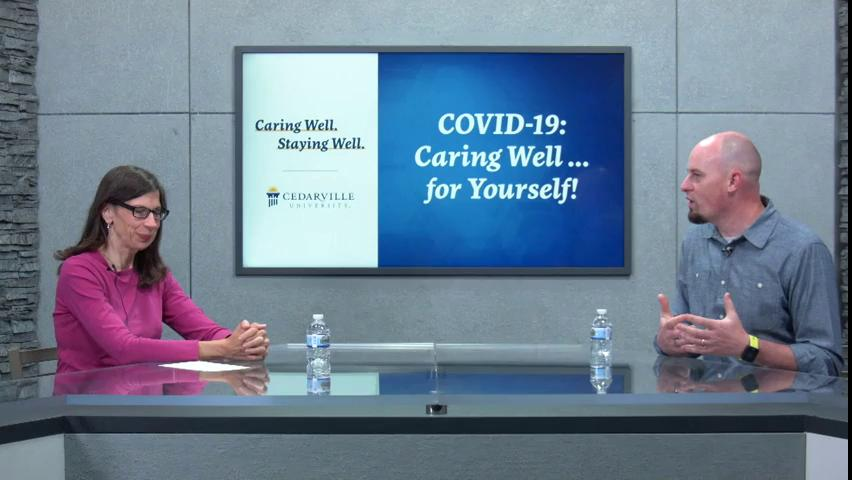 View thumbnail for Caring Well. Staying Well. | Caring Well for Yourself