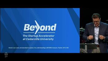 View thumbnail for The Beyond Startup Accelerator