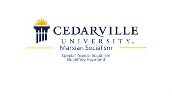 View thumbnail for Marxian Socialism