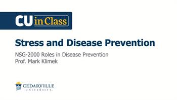 View thumbnail for Nursing – Roles in Disease Prevention