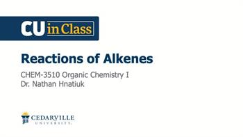 View thumbnail for Chemistry – Organic Chemistry I