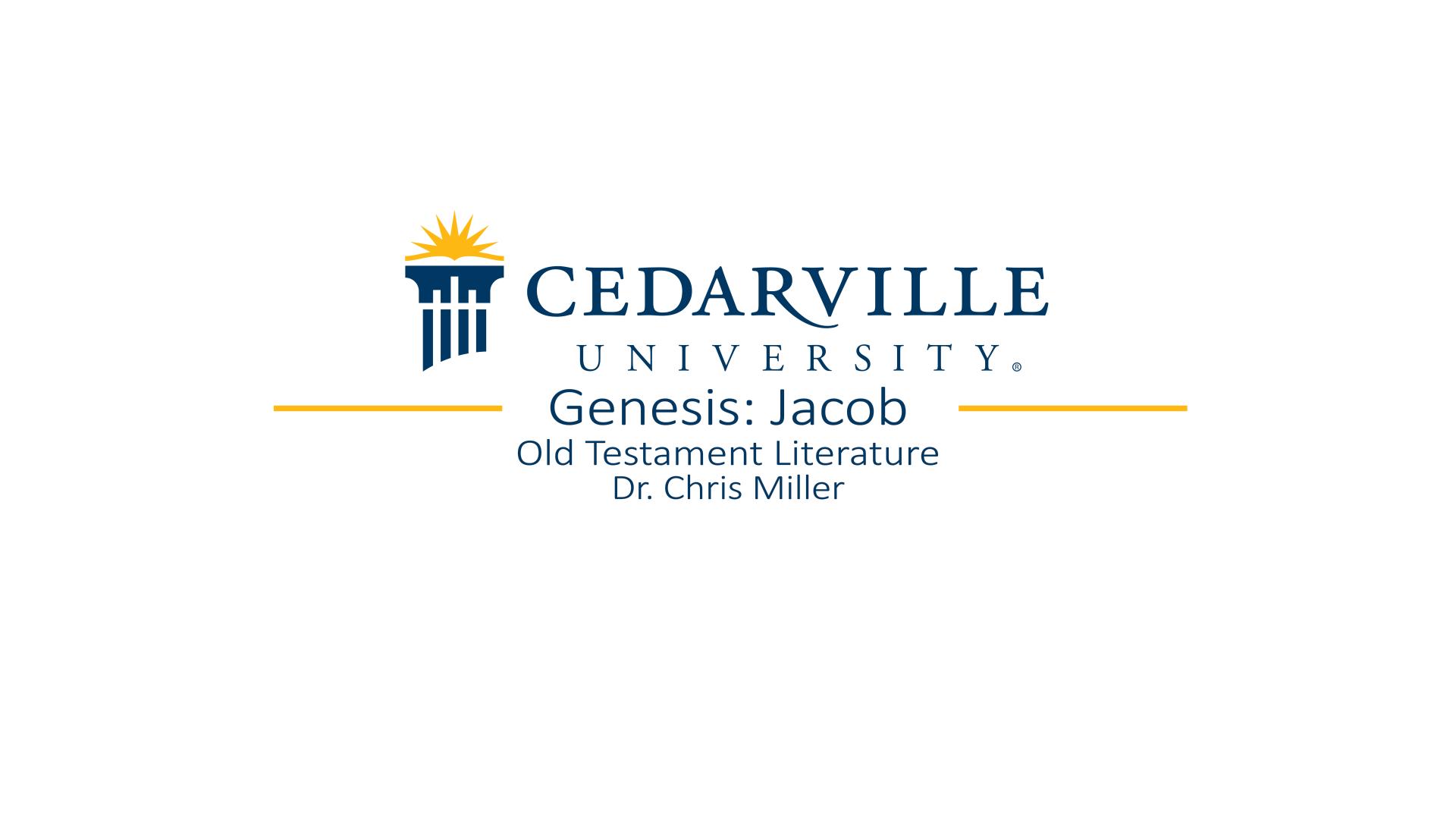 View thumbnail for Genesis: Jacob