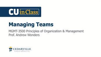View thumbnail for Management – Principles of Management