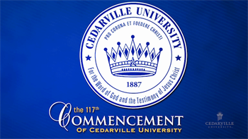 View thumbnail for The 117th Commencement of Cedarville University