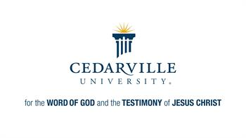 View thumbnail for We are Cedarville