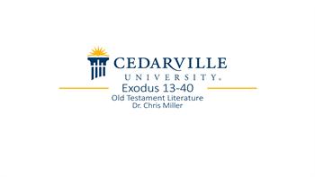 View thumbnail for Exodus 13-40