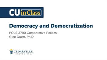 View thumbnail for Political Science – Comparative Politics