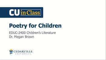 View thumbnail for Education – Children's Literature