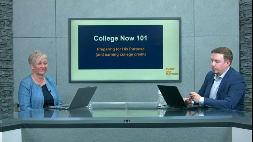 View thumbnail for College Now 101: Top 3 Reasons to Consider Dual Enrollment