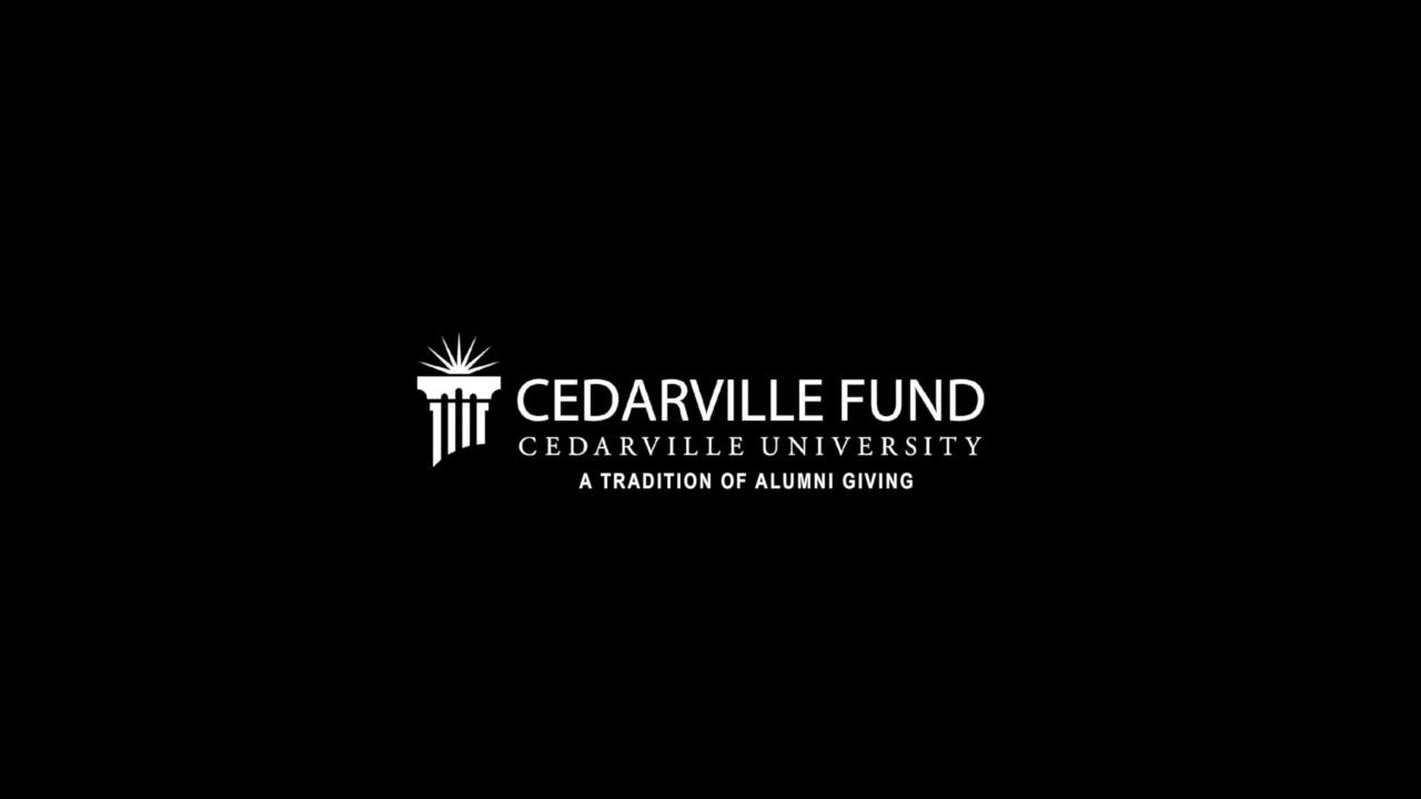 View thumbnail for Why Give to Cedarville?