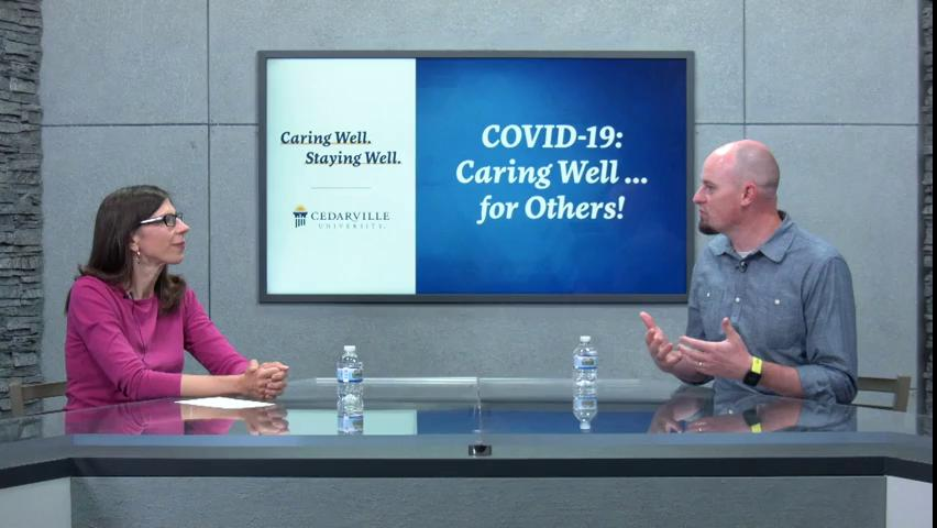 View thumbnail for Caring Well. Staying Well. | Caring Well for Others