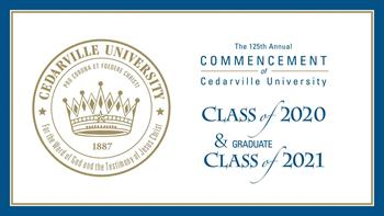 View thumbnail for The 125th Commencement of Cedarville University - Friday, 7 p.m.