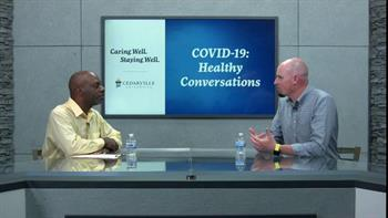 View thumbnail for Caring Well. Staying Well. | Healthy Conversations