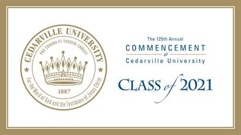 View thumbnail for The 125th Commencement of Cedarville University - Saturday, 2 p.m.