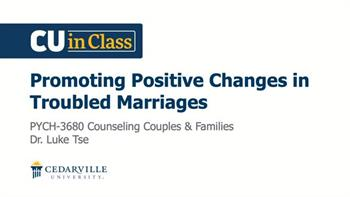 View thumbnail for Psychology – Counseling Couples & Families