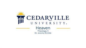 View thumbnail for Theology II: Heaven