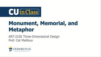 View thumbnail for Studio Art – Three-Dimensional Design