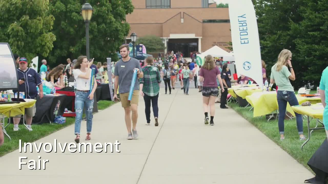 View thumbnail for Experience the Involvement Fair