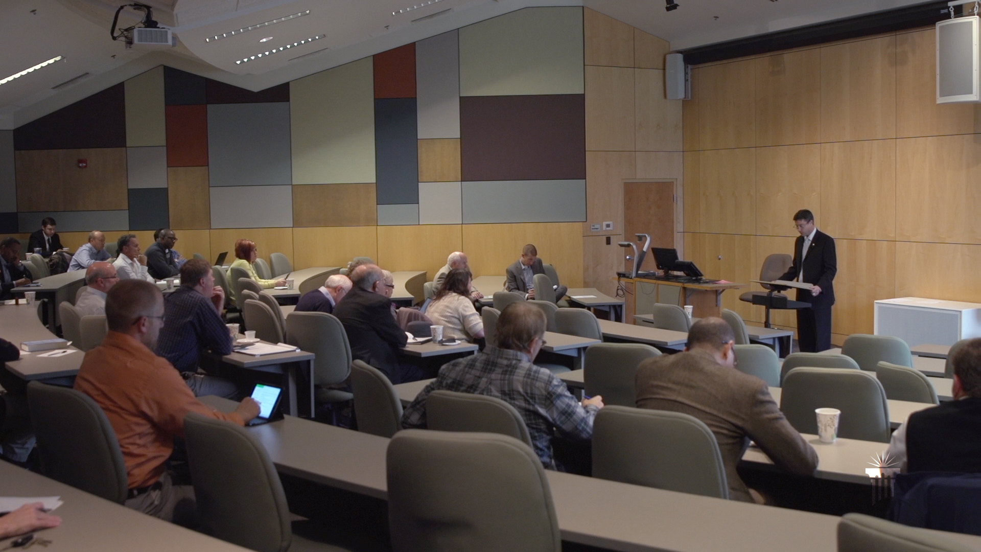 View thumbnail for Dr. Thomas Mach - Biblical Integration Presentation, Fall 2016