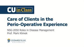 View thumbnail for Nursing – Roles in Disease Management
