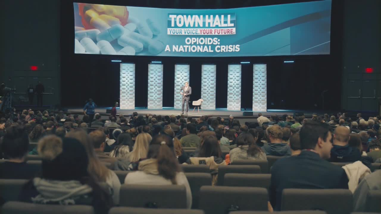 View thumbnail for Opioids: A National Crisis