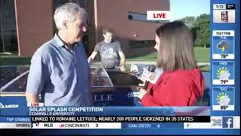 View thumbnail for Cedarville University Hosts the Solar Splash Competition