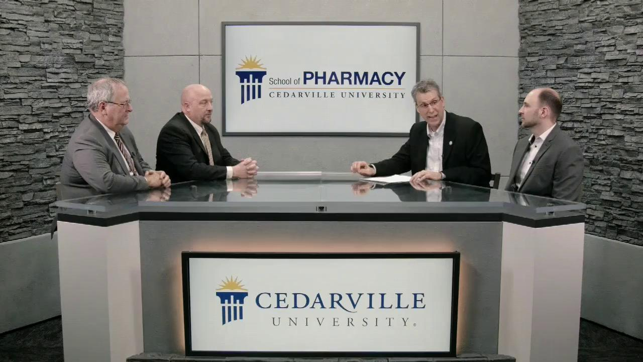 View thumbnail for Center for Pharmacy Innovation Discusses OPA  Partnership