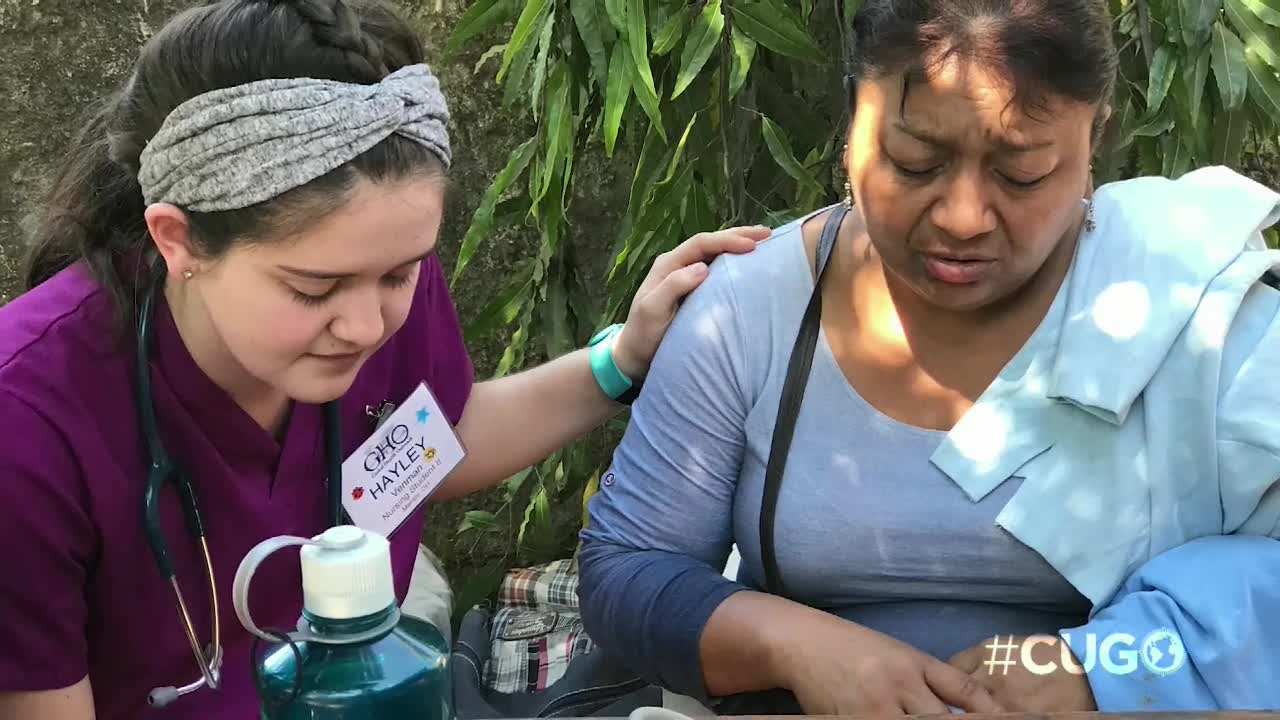View thumbnail for Bringing Hope and Healing to Nicaragua