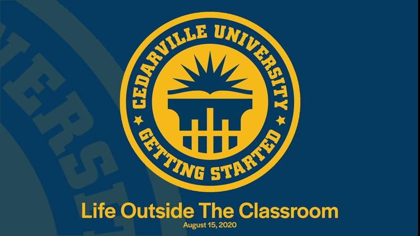 View thumbnail for Life Outside the Classroom - Getting Started 2020
