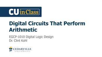 View thumbnail for Computer Engineering – Digital Logic Design