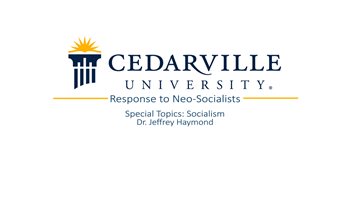 View thumbnail for Response to Neo-Socialists