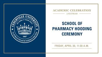 View thumbnail for School of Pharmacy Hooding Ceremony
