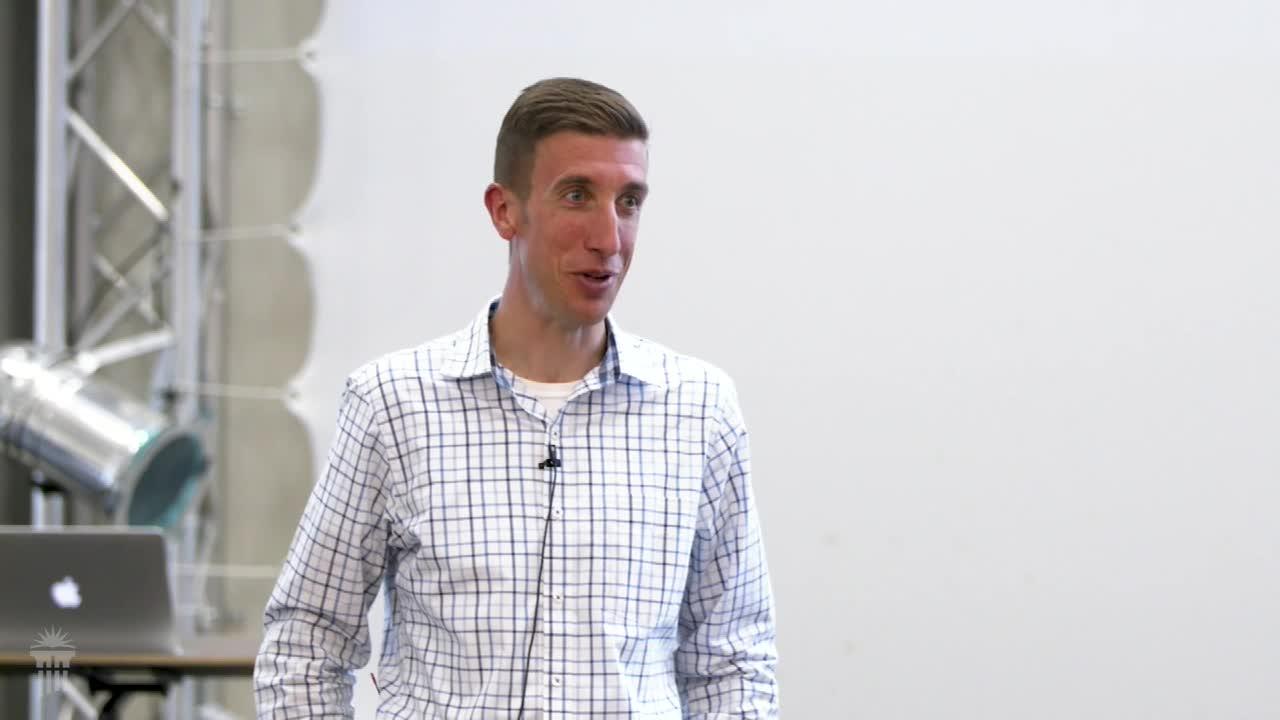 View thumbnail for Dr. Jeremy Kimble | Integration Paper Workshop, Spring 2019